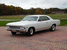 Selling my 1966 chevelle, 136 series car, its my showcase car in my collection, it ...