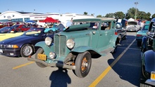 When was the last time you saw a 1932 Auburn 2-door Brougham at a local ...