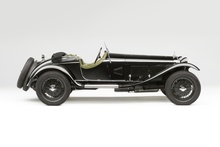 The highlight lot from Bonhams this year in Scottsdale. Estimate $2.4-2.7M. The 6C 1750 was ...