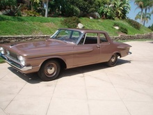 This is a real, all numbers matching, 1962 Plymouth Savoy Max Wedge car with a ...