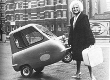 The ultimate microcar.
