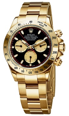Rolex Daytona as worn by Paul Newman.