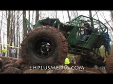 The second annual Michigan Extreme Truck Challange held at Twisted Trails Off Road park in ...
