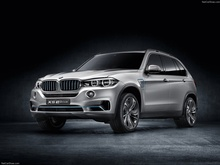 2013 BMW X5 SUV concept. Works for me, but does it come in matt black?