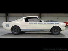Special edition 1 of 3 1965 Shelby GT-350 for sale for a mere $1,150,000!