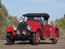 Sold for $126,500: 1925 Stutz 695 Roadster by Weymann. Serial No. 15004 80 bhp, 288.6 ...