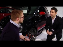 Experience the features of the new FIAT 500 Abarth with FIAT North America Head of ...