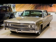1967 Chrysler Imperial Crown Coupe - Jay Leno's Garage.