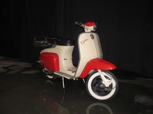 1965 Lambretta. Motorbikes for the Masses March 14 - October 11