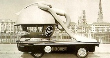 Hoover-Mobile 1950.