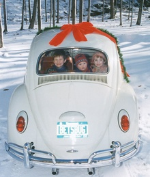 In 1997 I purchased this 1964 VW Bug for my wife as a 40th birthday ...