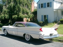 '60 Chrysler Saratoga coupe !