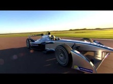 Check out footage of the new Formula E car - the Spark-Renault SRT_01E - completing ...