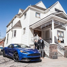 From www.automobilemag.com... Welcome to #AM12! Last week we borrowed an Aston Martin Vanquish and asked ...