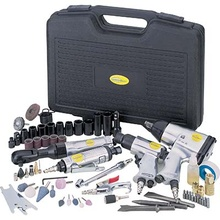 Northern Tool sells this nifty tool kit for a hundred bucks.
