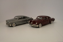 Own your own Cammack Tucker! These 1:43 Scale models are hand-built in the U.K. by ...