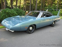 1970 Plymouth Superbird - $524,995 This 1970 Road Runner is one of the classic 1970 ...