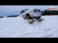 Track N Go is the first ever ''wheel driven track system for pickup trucks''! This ...