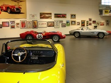 A few nice Ferraris in this collection.
