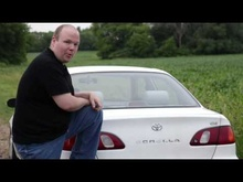 Hilarious sales pitch for a 2000 Toyota Corolla. You know you want this beast in ...