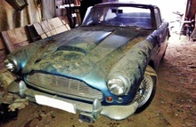 The ultimate fixer-upper. Courtesy of Barn Finds: There are few cars I dream of owning ...