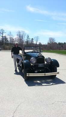 The Pixacar 1923 Duesy hits the Vermont spring roads thanks to RPM! https://www.facebook.com/media/set/?set=a.864964066907460.1073741829.182053865198487&type=1
