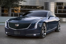 Cadillac Elmiraj concept... watch out BMW!