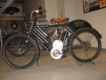 Early Indian Indian Nation: Indian Motorcycles & America Exhibit at the AACA Museum in Hershey, ...
