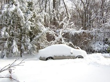 Here in the northeast, Winter is on its way. Don't forget to prep your car ...