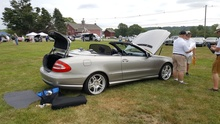 2005 CLK55 AMG offers incredible bang for the buck with 385 HP and open air ...
