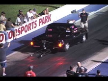 4 X 4 truck OUTLAW 10.5 Drag Racing
