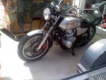Someone pick up this sweet deal. 1979 Honda CB650 for $800!