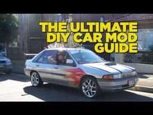 A beginners guide on how to make your car look like shit!