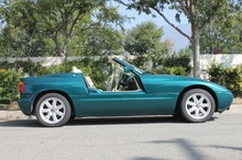 Thanks to BAT... This 1990 BMW Z1 (chassis WBABA91050AL03825) is the third example on US ...