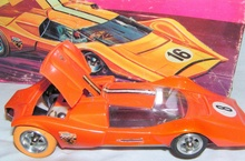 During the 1960s, the Classic company made a series of 1.24 scale slot cars that ...