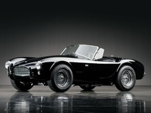 1965 Shelby Cobra 289 expected to fetch $650-850,000 at auction. Est. 271 bhp, 289 cu. ...