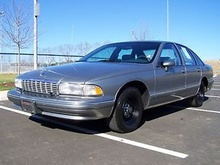 1994 Chevy Caprice 9C1 for sale on eBay.