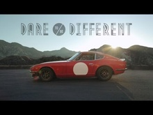 DARE TO BE DIFFERENT IN A DATSUN 240Z by Petrolicious Productions / 8 Oct 2013 ...