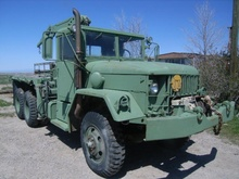 1953 Reo Motors Inc ,2 1/2-ton, Truck, Pipeline Construction, 6x6, with winch. Powered by a ...