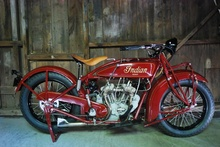 1928 Indian Scout Indian Nation: Indian Motorcycles & America Exhibit March 28 - October 24, ...