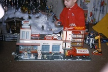 Christmas like I remember it. How many goodies can you identify?