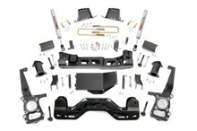 "Go big or go home. Rough Country 6"" lift kit. Give your '09 - '13 ..."