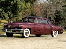 1948 Tucker 48 up for sale through RM Auctions. 166 bhp, 335 cu. in. OHV ...
