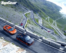 I think that for this road, the MP4-12C is the correct tool for the job. ...
