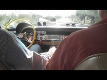 125 MPH in a 1960 Chrysler 300F GT Special. Nothing prepared me for the sheer ...