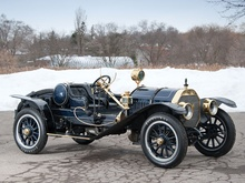 Sold at Amelia Auction: $126,500. 909 Locomobile Model 30-L Speedster Chassis no. 2730. 30 rated-hp, ...