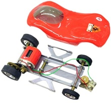 The mid 1960s featured the Golden Age of slot cars, motorized cars on a grooved ...