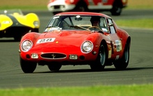 An oldie but goodie from 2013... A 1963 Ferrari 250 GTO racer has become the ...