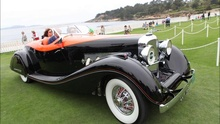 2012 Pebble Beach Concours... cool and overcast most of the day but fantastic nonetheless. These ...