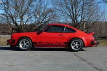 This 911 began Life as a 1981 911 Coupe. Beginning in 06 (94,577 mi.) the ...